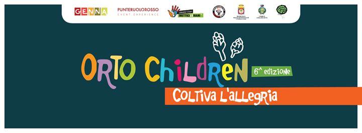 Orto children • 6^ edizione