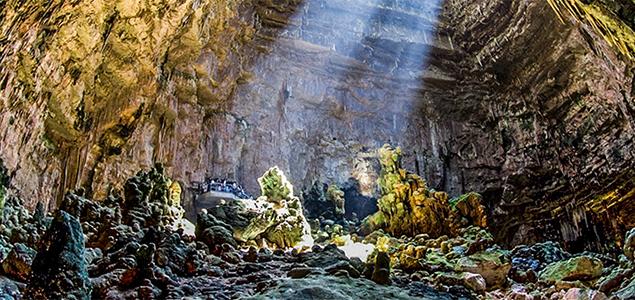 Grotte di Castellana (Parziale)